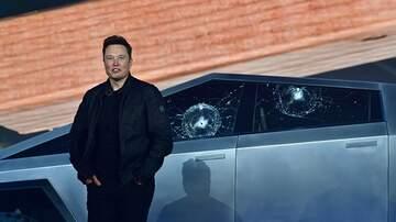 Big Boy - Elon Musk Spotted Driving a Cybertruck Around L.A. W/ Jay Leno