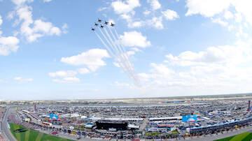 image for Trump visits / announces Daytona 500