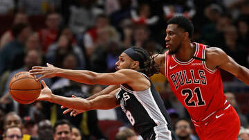 SPURSWATCH - Bulls Top Spurs On Late Free Throws