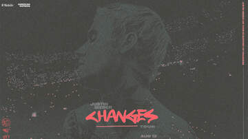 image for Justin Bieber - Changes Tour