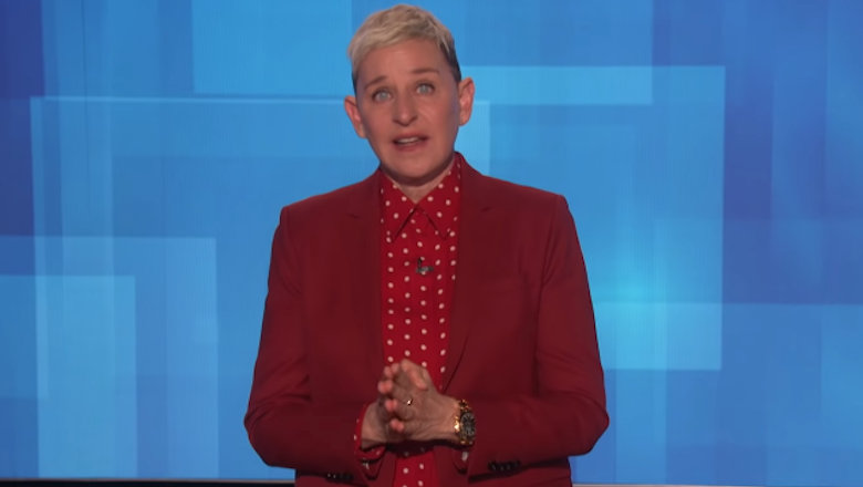Ellen DeGeneres Shares 'Excruciating' COVID-19 Symptom That Surprised Her