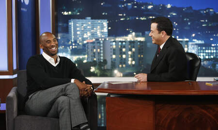 Entertainment News - Watch Late Night Hosts Honor Kobe Bryant With Highly Emotional Monologues