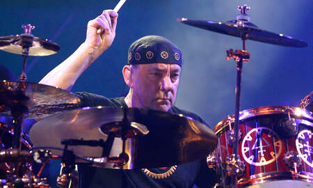 Rock News - RUSH Producer Recalls The Tense Moment He Gained Neil Peart's Trust