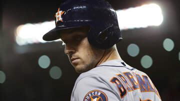 The Bottom Line - News About Alex Bregman Has Left One TBL Crew Member Distraught.