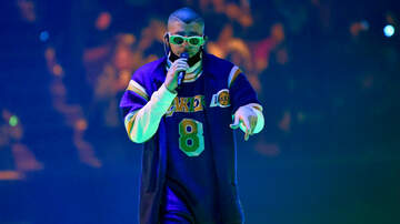 Trending - Bad Bunny Honors Kobe Bryant On New Tribute Song '6 Rings'