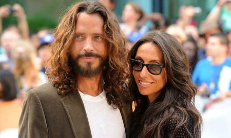 Trending - Chris Cornell's Widow Thanks Fans After His Posthumous Grammys Win