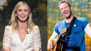 Trending - Emily Blunt Hilariously Apologizes To Chris Martin By Singing Him A Song