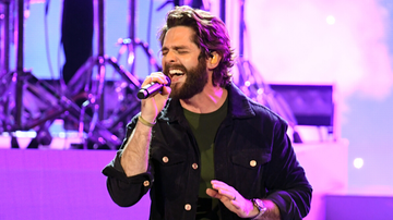 iHeartRadio Music News - Thomas Rhett Thinks His Daughters Might Have A Future In The Music Business