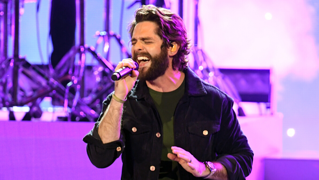 Thomas Rhett Thinks His Daughters Might Have A Future In The Music Business