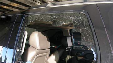 Scott Rusk - Car Thief Locks Himself In Car, Saved By Police