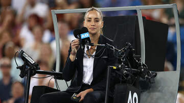 Ron And JP - Marijana Veljovic Could Be The Most Beautiful Official In ANY Sport On Ert!