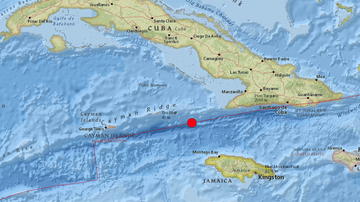 National News - Huge 7.7 Earthquake Strikes Off Jamaican Coast