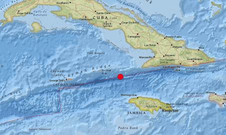 National News - Huge 7.7 Earthquake Strikes Off Jamaican Coast