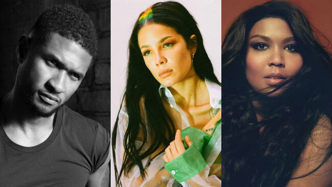 Usher to Host 2020 iHeartRadio Music Awards, Halsey & Lizzo to Perform Live