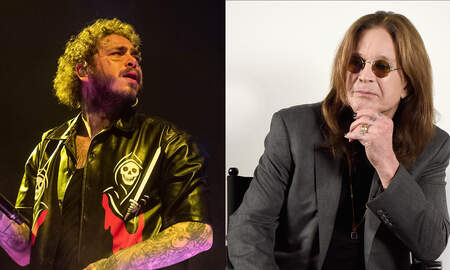 Rock News - Post Malone Is Optimistic Ozzy Osbourne Will Get Back On Tour