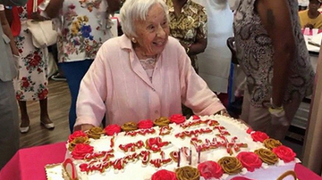 None - 107 Year Old Woman Says Living Alone & No Marriage Is Key To Long Life