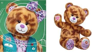 Reid - Build-A-Bear Has Coconut Caramel Girl Scout Bear & It Smells Like Samoas