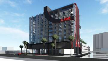 Reid - Atari Planning To Open Video Game-Themed Hotel In Phoenix