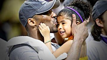 FOX Sports Radio - Kobe Bryant Filed Trademark for 'Mambacita' in Honor of Gianna Before Crash