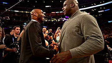 FOX Sports Radio - Emotional Shaquille O'Neal Weeps Describing His Respect For Kobe Bryant