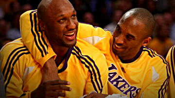 FOX Sports Radio - Distraught Lamar Odom Fights Back Tears to Discuss His Love for Kobe Bryant