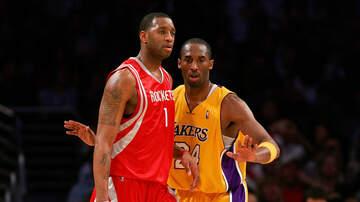 Zach Boog - Tracy McGrady says Kobe spoke this fate into existence