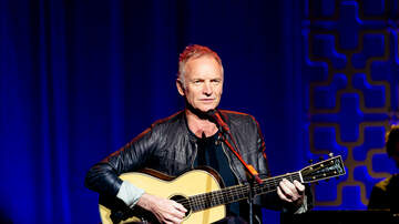 image for Sting Says He Revealed More Than He Intended in The Last Ship Musical