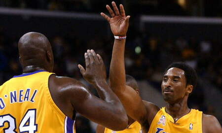Ronnie And TKras - VIDEO: Tearful Shaq Remembers Kobe, Talking At The Staples Center