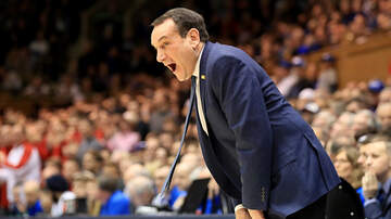 Ronnie And TKras - WATCH: Coach K Stomps Over & Yells At Duke Student Section To SHUT UP!