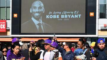 iHeartRadio Music News - NBA Legends Break Down In Emotional Tribute To Kobe Bryant