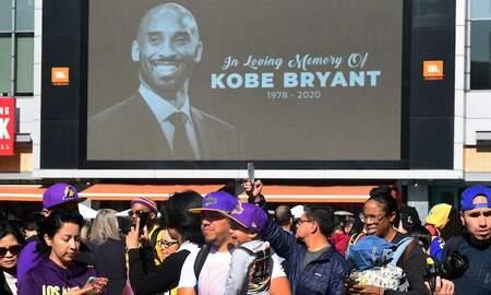 Entertainment News - NBA Legends Break Down In Emotional Tribute To Kobe Bryant
