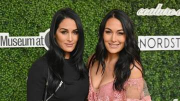 image for Brie and Nikki Bella Are Both Pregnant!!