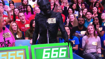 Weird News - Demon Bidding $666 On 'Price Is Right' Confuses Viewers