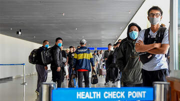 image for White House May Suspend All China-US Flights Amid Coronavirus Outbreak