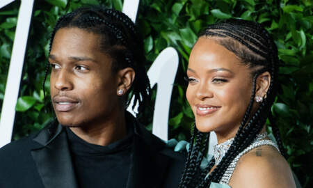Trending - So, There Are Reports That Rihanna & A$AP Rocky Are Dating