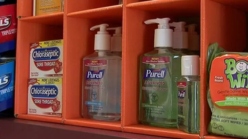 National News - Sorry Germophobes, FDA Says Purell Doesn't Prevent the Flu - Or Ebola