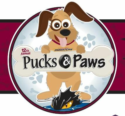Pucks and Paws 2020