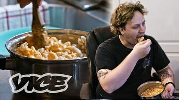 Big Mad Morning Show - This Guy Has Eaten Only Mac & Cheese for the Past 17 Years