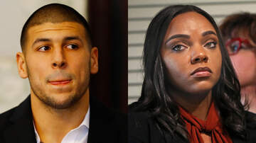 National News - Aaron Hernandez's Fiancée Addresses His Sexuality After Netflix Doc