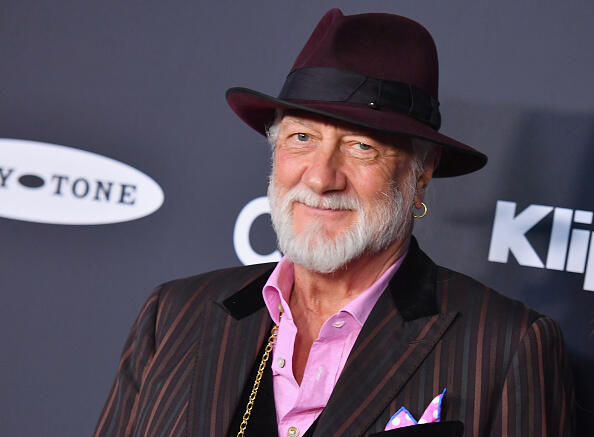 Fleetwood Mac Not Sure Why They Keep Losing Guitarists | Martha Quinn | iHeart80s @ 103.7