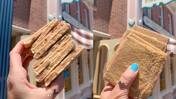 Entertainment News - Disneyland Reveals Unexpected Snack As Most Popular Treat In The Parks