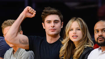 Entertainment News - Zac Efron Is Reportedly Dating Halston Sage