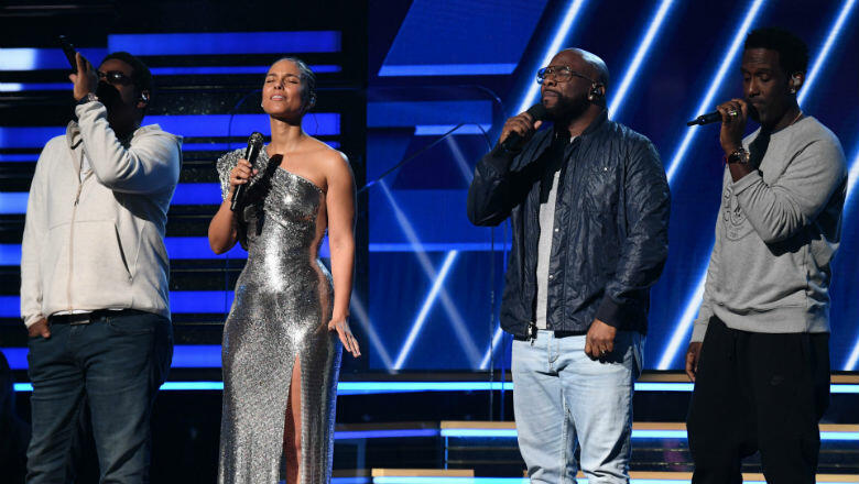 Alicia Keys Says Kobe Bryant Grammy Tribute Came Together In Minutes