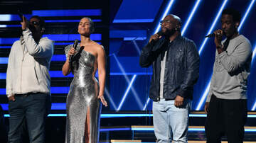 Trending - Alicia Keys Says Kobe Bryant Grammy Tribute Came Together In Minutes