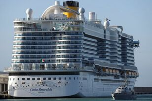 Thousands of People Held on Cruise Ship in Italy Over Coronavirus Fears