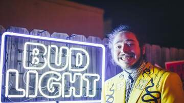 image for VIDEO: Post Malone Stars In Bud Lights Commercials