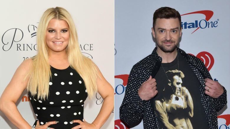 Jessica Simpson Memoir Details Her 'Nostalgic Kiss' With Justin Timberlake