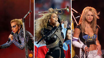 image for Ladies Of The NFL: 10 Of The Best Female Super Bowl Performers