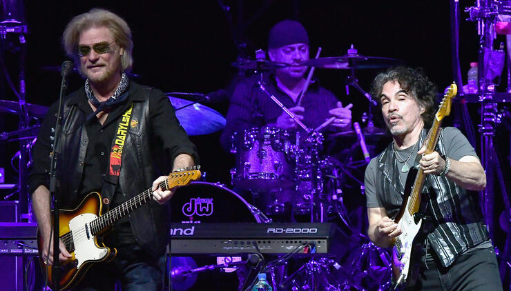 Hall & Oates And Tears For Fears In Concert