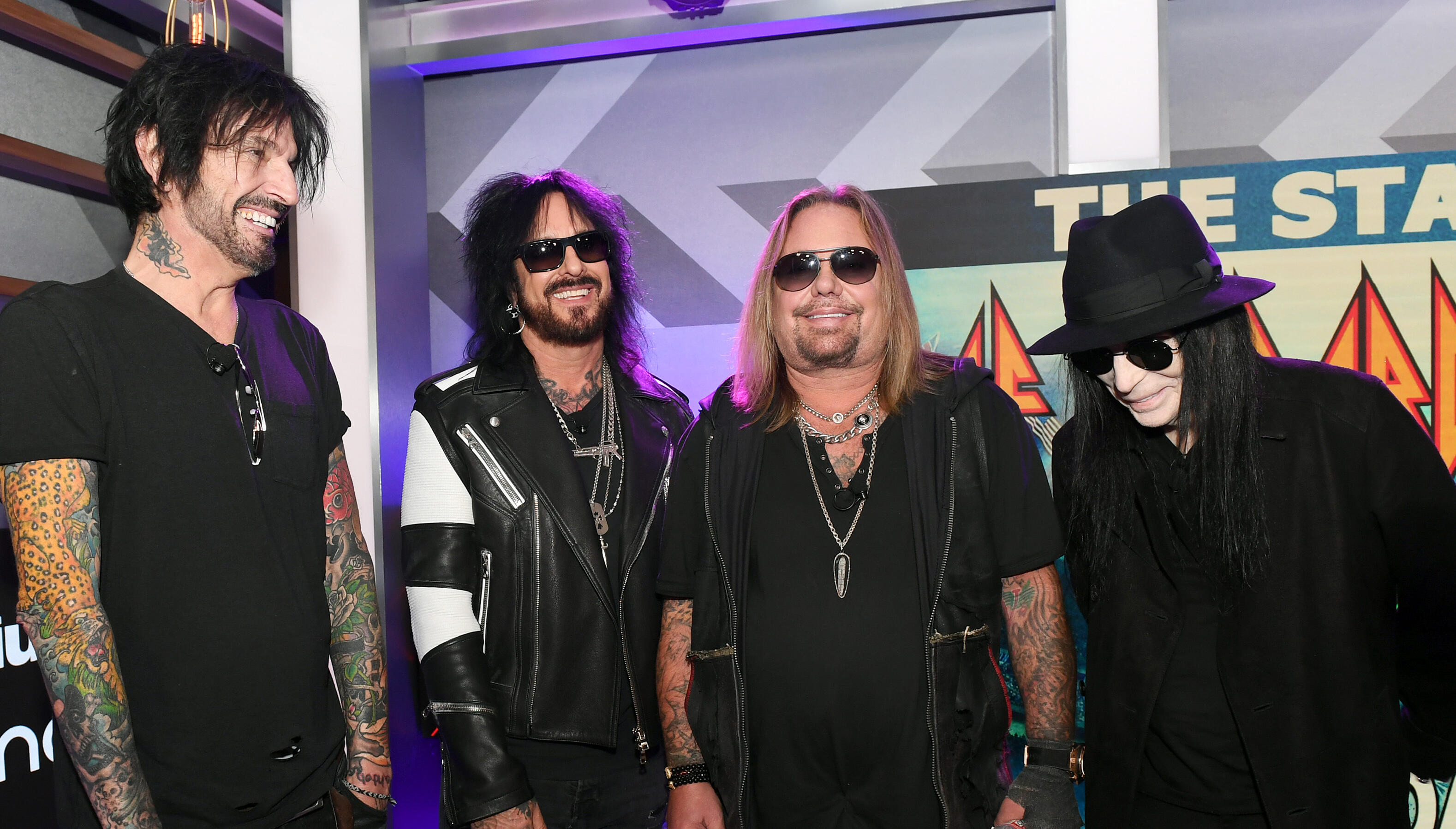 Mötley Crüe, Def Leppard's 'Stadium Tour' Has Sold 1 Million Tickets | 1070 The Game